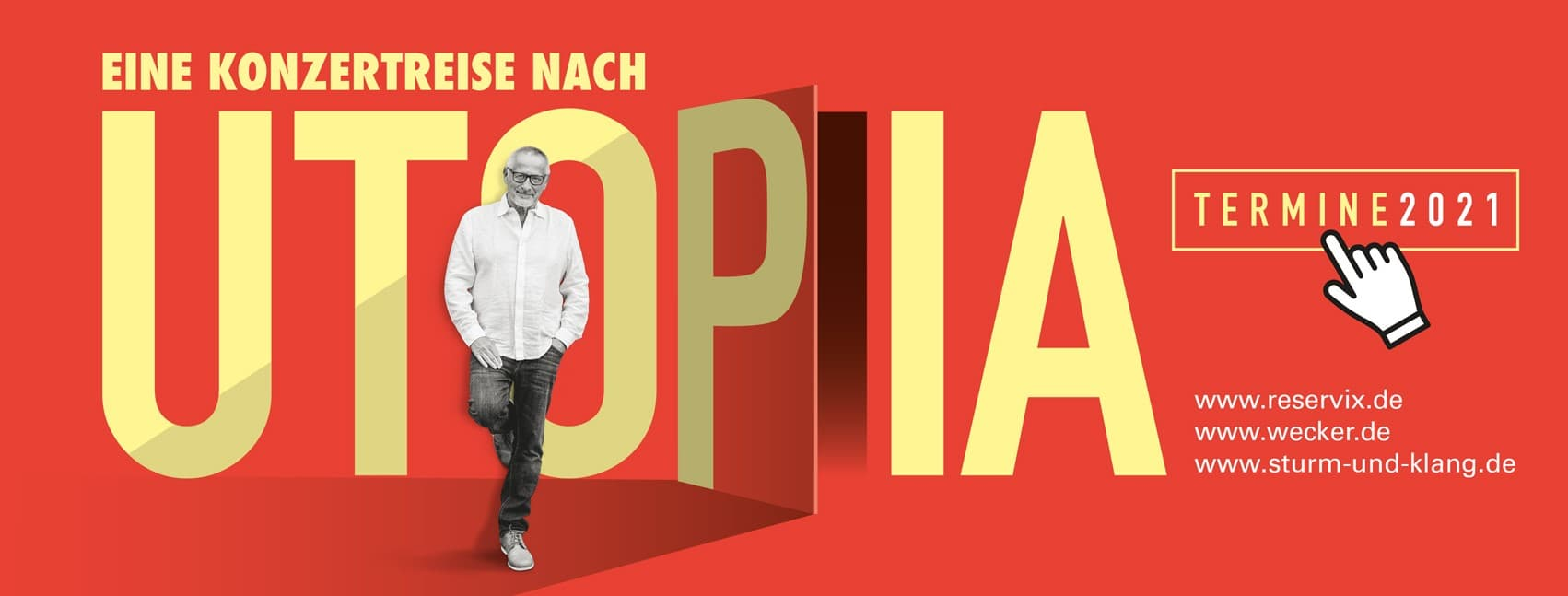 Utopia 2020 Wecker