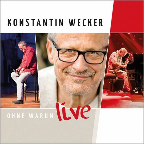 Ohne Warum live CD Cover